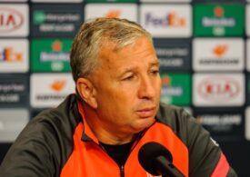 Ce îl îngrijorează pe Dan Petrescu înaintea meciului cu AS Roma