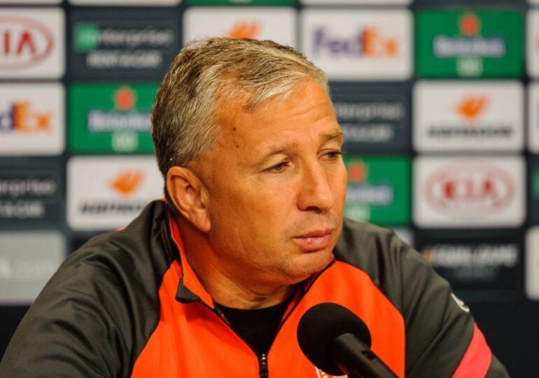 Dan Petrescu dezvăluie ce jucători de la CFR Cluj vor rata meciul cu AS Roma
