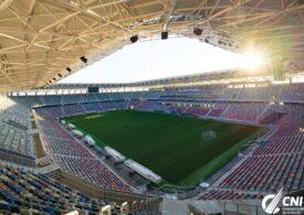 Două stadioane de 100 de milioane de euro din București au fost finalizate