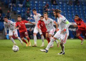 Sergio Ramos a doborât recordul european de selecţii la echipele naţionale
