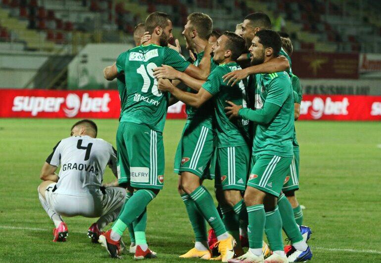 Liga 1: Egal între Sepsi și Hermannstadt, într-un meci cu mari ambiții în Ardeal