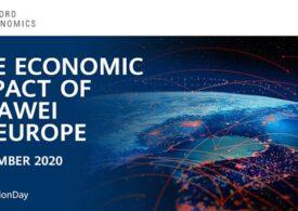 Huawei susţine peste 220.000 de locuri de muncă în Europa