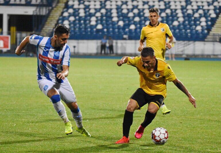 Liga 1: FC Voluntari se distrează cu Poli Iași, echipa cu cea mai slabă apărare din sezon