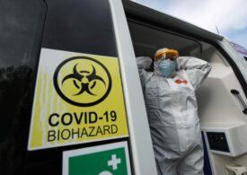 Peste 3.200 de cazuri noi de COVID și 66 de morți. Rata de infectare crește în București (Infigrafic)