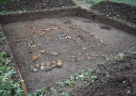 Arheologii au descoperit o aşezare romană în Sălaj (Galerie foto)