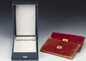 Două caiete care au aparținut lui Charles Darwin, valorând milioane de lire sterline, au dispărut