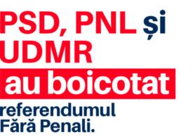 """Barna acuză PSD, PNL şi UDMR că au mințit și au boicotat referendumul """"Fără Penali"""". Parlamentarii erau ocupaţi la un eveniment cu... lalele olandeze"""