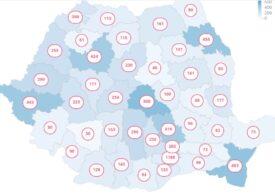 Rata de infectare crește în București, Ilfov și Brașov. Vești mai bune vin din Sibiu