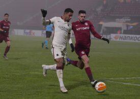 Notele primite de jucătorii lui CFR Cluj în presa din Italia, după înfrângerea de pe teren propriu cu AS Roma