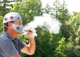 Covid-19, un motiv în plus pentru a renunța la fumat: Fumătorii sunt mai vulnerabili