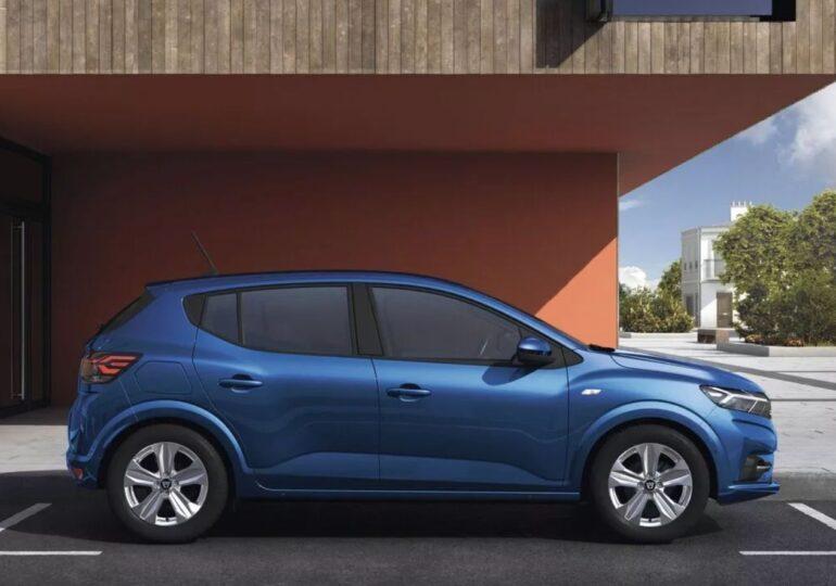 Noua Dacia Sandero, cea mai ieftină mașină nouă din Marea Britanie: Ce preț de pornire are