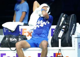 Djokovic, învins în semifinalele Turneului Campionilor după o întâlnire halucinantă