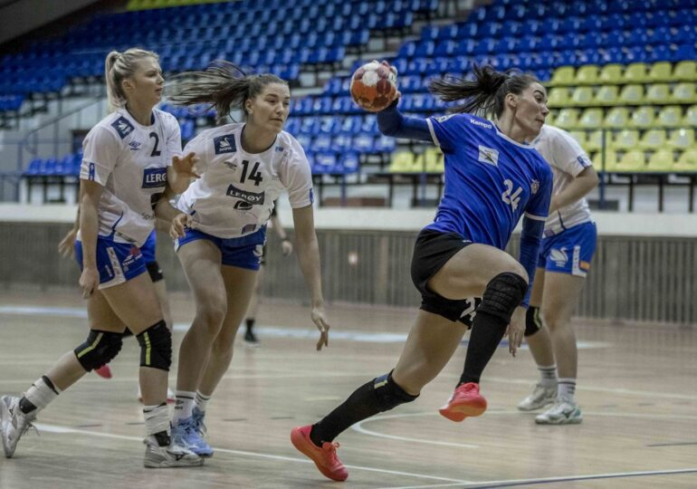 Victorie mare pentru Dunărea în preliminariile EHF European League