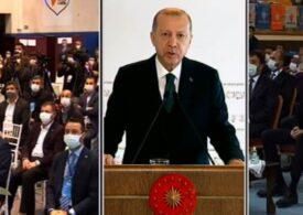 """Erdogan afirmă că Turcia se consideră o parte a Europei, dar avertizează că nu va ceda în fața """"nedreptăților ascunse"""""""