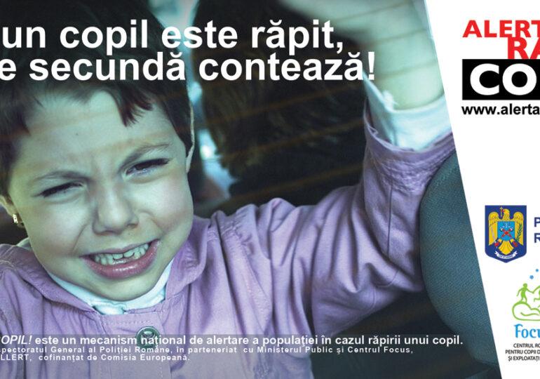 Alertă răpire copil! O fată de 15 ani a fost luată cu forța de pe o stradă din Târgu Mureş