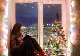 Vremea de Crăciun va fi mai caldă decât de obicei, dar e posibil să ningă chiar şi la Bucureşti