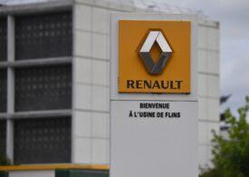 Renault transformă o uzină de lângă Paris într-un centru de reciclare