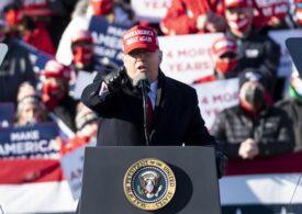 Trump a fost dat în judecată, pentru că a folosit fără autorizaţie celebra melodie YMCA