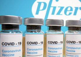 Cei care se vaccinează cu Pfizer au mai mulți anticorpi decât pacienții care au trecut prin boală