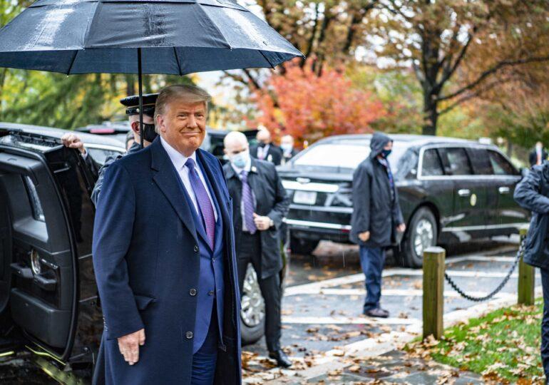 Trump, la prima conferință după alegeri, tot nu-și recunoaște înfrângerea, dar își arogă merite pentru vaccinul anti-COVID