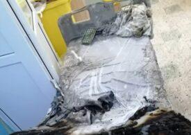Victimele incendiului din Piatra Neamț nu au putut fi identificate încă. Aparținătorii așteaptă de ore în șir în fața IML