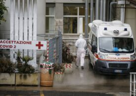 Italia a raportat 853 de decese de Covid în ultimele 24 de ore. Este cel mai grav bilanț din 28 martie până acum