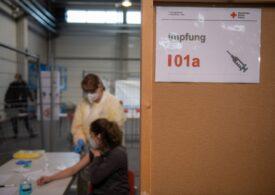 Berlinul pregătește șase centre de vaccinare în masă, capabile să primească până la 4.000 de persoane pe zi