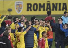 Naționala de tineret va disputa un meci amical contra Angliei