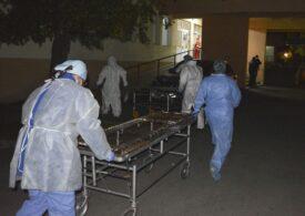 Conducerea spitalului din Neamţ susţine că aparatura din zona ATI unde s-a declanşat incendiul era nouă: Cele două secţii au aviz de la DSP cu privire la circuite