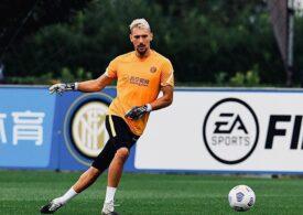 Ionuț Radu, dorit de un club din  Spania