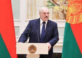 Belarus: Aleksandr Lukaşenko, fiul său și alți 13 demnitari, pe lista persoanelor sancţionate de UE