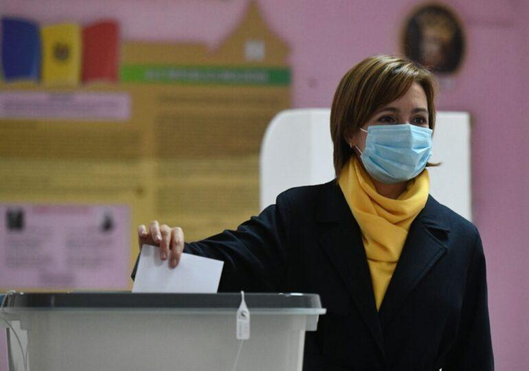 Alegeri prezidențiale în Republica Moldova: Exit-poll-urile arată că Maia Sandu va fi noul președinte de la Chișinău