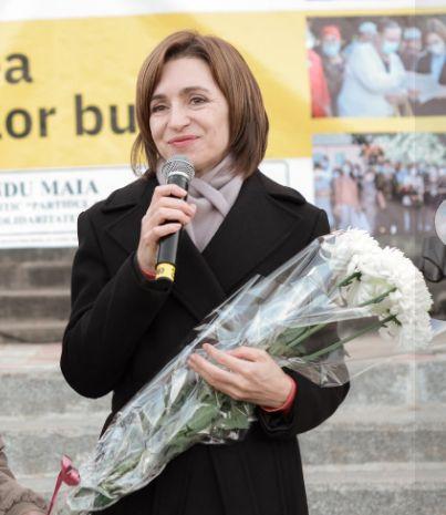 Iohannis şi Orban o felicită pe Maia Sandu: A demonstrat că alegerile pot fi câştigate şi cu o campanie onestă şi decentă