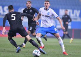 Rezultatele de vineri din 16-imile Cupei României la fotbal