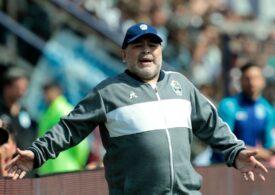 Presa din Argentina dezvăluie cum au decurs ultimele clipe din viața lui Maradona