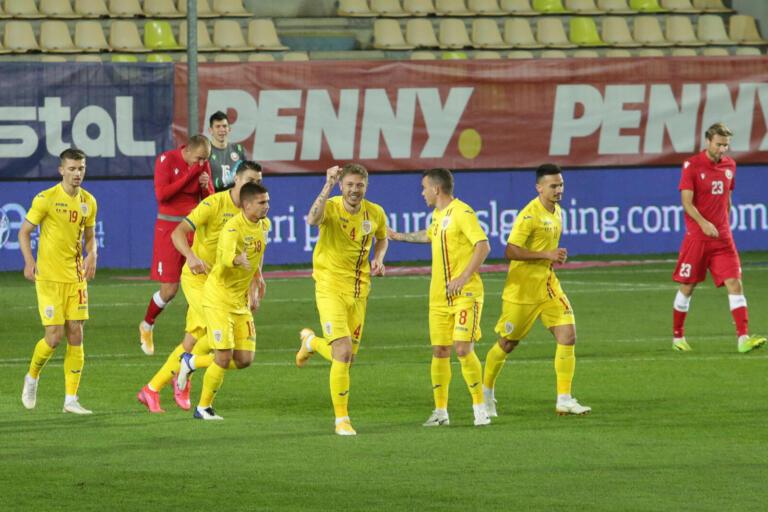 România învinge Belarus după un meci cu 8 goluri!