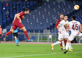 CFR Cluj, înfrângere usturătoare la Roma