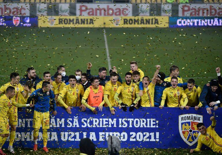 Iată unde vor putea fi urmărite meciurile naționalei de tineret a României