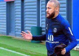 Continuă problemele pentru Neymar