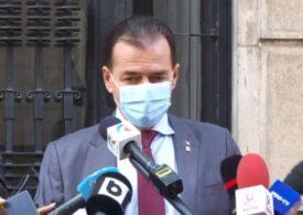 Vineri va fi prezentată Strategia de vaccinare antiCOVID. Orban e optimist în privința evoluției pandemiei: Numărul zilnic al celor vindecați e mai mare decât al celor infectați