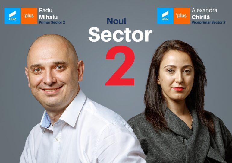 Au fost aleși viceprimarii Sectorului 2. Noul edil Radu Mihai a acuzat fricțiuni din partea PSD în prima şedinţă de consiliu