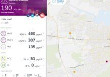 Poluare alarmantă