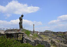Crâmpeie de viață de acum aproape 2.000 de ani, scoase la iveală în Pompei. Cea mai recentă descoperire