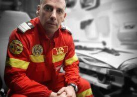 Un pompier din Gorj a salvat un copil de 3 ani prin telefon