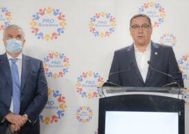Pro România și ALDE fuzionează duminică, printr-un Congres online
