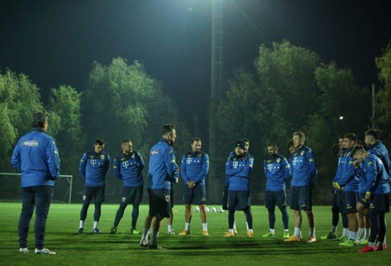 Surprize uriașe în primul 11 al României pentru partida cu Belarus