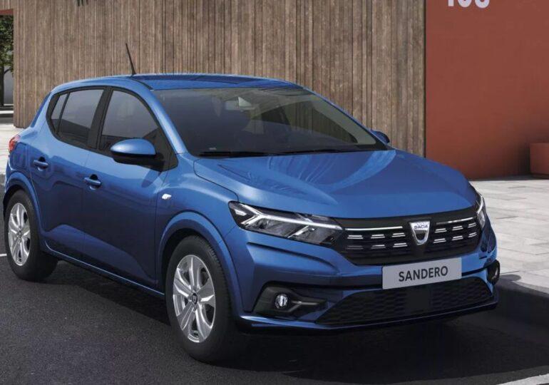 Ce dotări va avea cea mai ieftină Dacia Sandero
