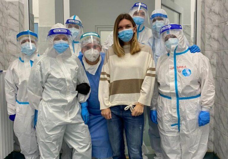 Cui mulțumește Simona Halep după ce s-a vindecat de coronavirus