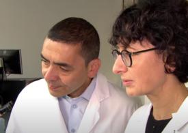 Cine sunt cercetătorii turci care au lucrat la vaccinul Pfizer antiCOVID. Sunt soț și soție, iar ziua nunții au început-o în laborator