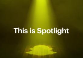 """Snap a lansat """"Spotlight"""", funcţia Snapchat care va concura cu TikTok"""